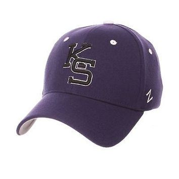 Licensed Kansas State Wildcats Official NCAA ZH X-Large Hat Cap by Zephyr 851500 KO_19_1
