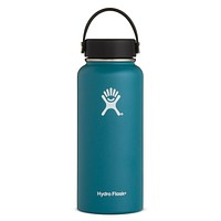 32 oz Wide Mouth Hydro Flask - Jade