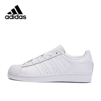 Original New Arrival Adidas Authentic Superstar Women's Skateboarding Shoes Sneakers