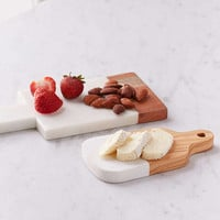 Inlaid Marble Cutting Board Set | Urban Outfitters
