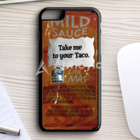Taco Bell Take Me To Your Taco iPhone 7 Plus Case | armeyla.com