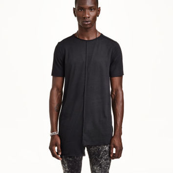 H&M Asymmetric T-shirt $17.99