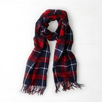 AEO Plaid Scarf