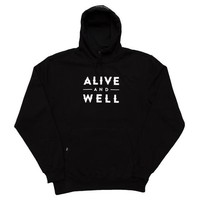 Alive and Well Logo Hood | Alive & Well