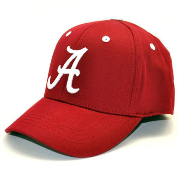 Alabama Crimson Tide Child One-Fit Hat, Maroon