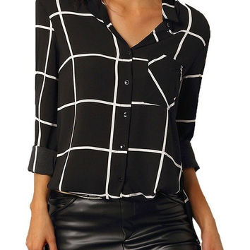 Meet Me In France Geometric Top