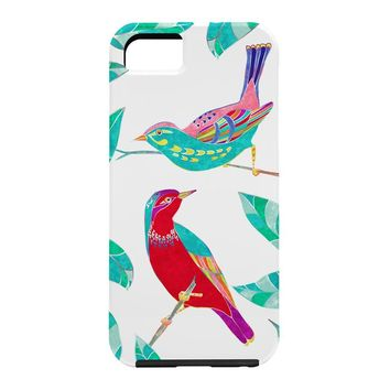 Jacqueline Maldonado Songbirds 1 Cell Phone Case