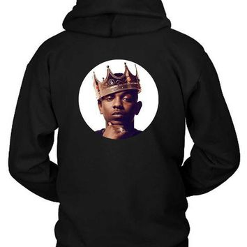 Kendrick Lamar Control Queen Hoodie Two Sided