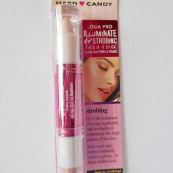 HARD CANDY Look Pro Illuminate & Strobing Face Duo Stick   #1118 Lighten up