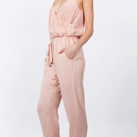 Peach Keen Jumpsuit*