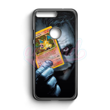Joker Pokemon Card Google Pixel Case | aneend.com
