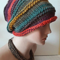 Super Slouchy Beanie Baggy Hat Men Women Celebrity Hat Dreadlock Hat Rasta Hat Buy 3 or more items get 15% Discount!