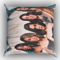 Worth it fifth harmony Zippered Pillows  Covers 16x16, 18x18, 20x20 Inches