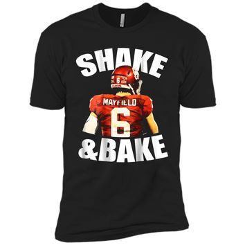 Shake And Bake  Next Level Premium Short Sleeve Tee