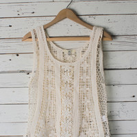 Kaya Lace Top