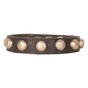 Men's Will Leather Goods Studded Cuff
