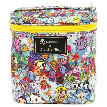 tokidoki x Ju-Ju-Be® Fuel Cell Bottle Bag/Lunch Pail in Sea Amo