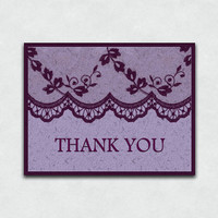 Thank You Cards, Thank You Notes - Sets of 10 and 15