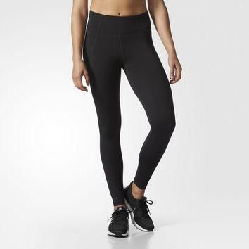 adidas Performer High-Rise Long Tights - Black | adidas US