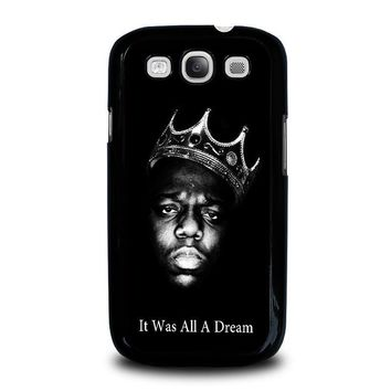 notorious big samsung galaxy s3 case cover  number 1