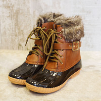 Nordica Duck Boots