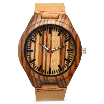 Wood Watch | The Woodland Apache