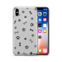 Doggy Treats - Clear TPU Case Cover