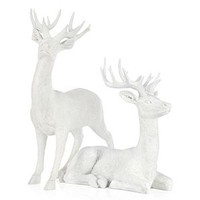 "Majestic Deer - 22""H & 32""H 