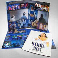 Buy Official Mamma Mia! Broadway Souvenir Merchandise at The Broadway Store