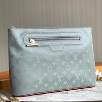 Kuyou Lv Louis Vuitton Fashion Women Men Gb19530 M62340 Pochette Cosmos Bag 13.8 X 10.2 X 3.1cm