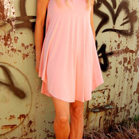 Solid Sleeveless Casual Mini Strap Dress