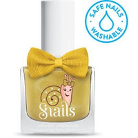 Make a Wish - GOLD Snails Nails Washable Polish