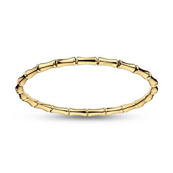 Gucci Bamboo Thin Bracelet in Yellow Gold