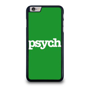 PSYCH iPhone 6 / 6S Plus Case Cover