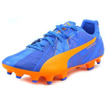 Puma EvoSpeed 4 H2H FG Jr Youth  Soccer/Football Cleats