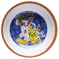 "Pokemon 5.5"" Melamine Bowl with Rim"