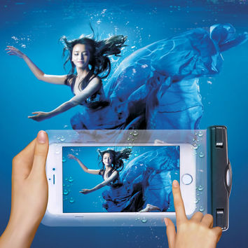 FLOVEME Waterproof Case For Sony Xperia Z L36h C6603 Z1 L39h Z2 D6503 L50w Z3 D6653 Z4 Mini M2 M4 Aqua Z5 Phone Cover Cases