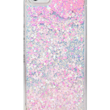 iPhone 6/6s  Pink Iridescent Glitter Case