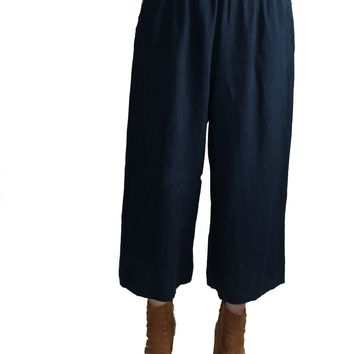 Flood Pant - Aviator Navy by Bryn Walker