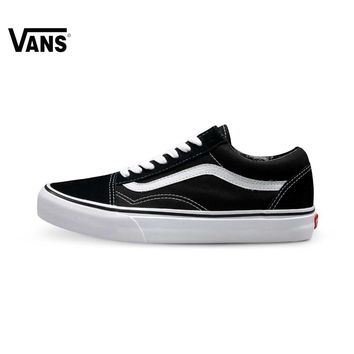 Original Vans Classic Canvas Sneakers