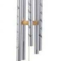 Metal Amazing Grace Windchimes