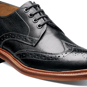 Madison II wing tip oxford