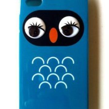 LSD Fashion LAB accessories ? OWL iphone 4 cover [READY FOR NEXT DAY SHIPPING]