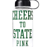 Michigan State Water Bottle - PINK - Victoria's Secret