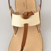 Rag & Bone Sigrid Thong Flat Sandals | SHOPBOP Save 20% with Code SPRINGEVENT