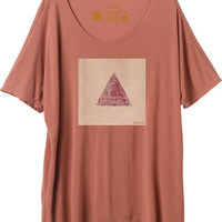 Triangle T-Shirt | RVCA