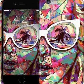 Sun Glasses In a Summer Sun iPhone Cases & Skins by Ben Geiger | Nuvango