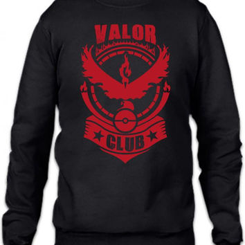 Pokemon Valor Club Crewneck Sweatshirt