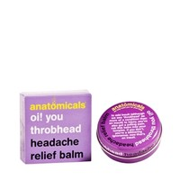 Anatomicals Oi! You Throbhead - Headache Balm 20g