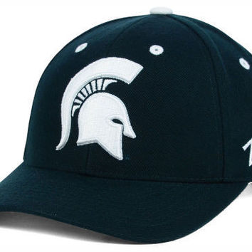 NCAA Zephyr Michigan State University Competitor Hat with Spartan